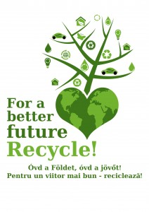 For a better future Recycle