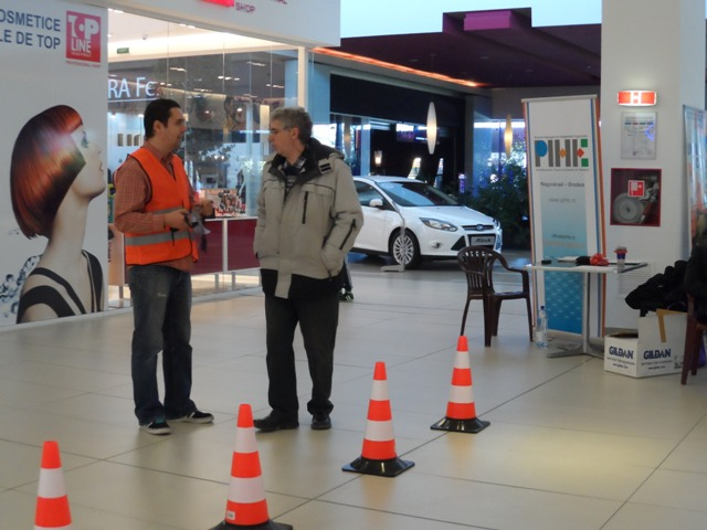 Campania de prevenire a accidentelor și de creştere a siguranţei în trafic LIVES